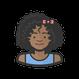 aging-child-black-female