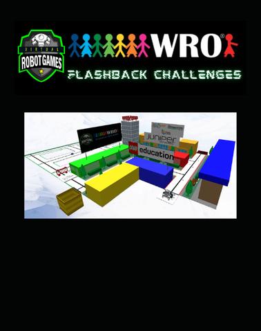 Flashback Challenge Junior Beginner preview