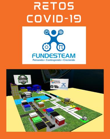FUNDESTEAM - Retos Covid19 - Senior Advanced preview