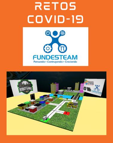 FUNDESTEAM - Retos Covid19 - Senior Beginner preview
