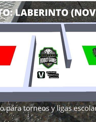 LABERINTO NOVATOS - TORNEO ABIERTO preview