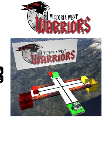 Victoria West Warriors Final Project preview